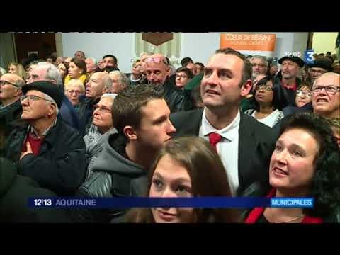 réactions à la victoire de la liste socialiste à l'élection municipale d'Orthez