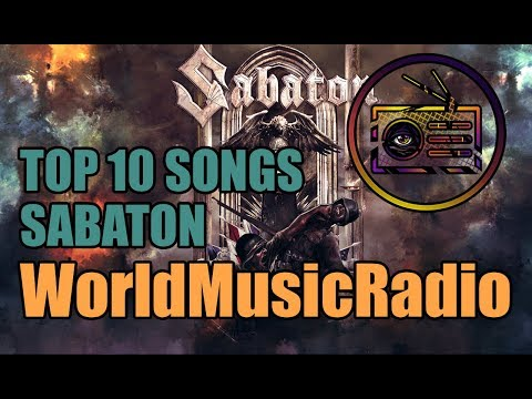 SABATON | TOP 10 SONGS