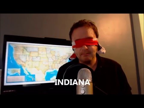 British Man Tries to Name All 50 State Capitals
