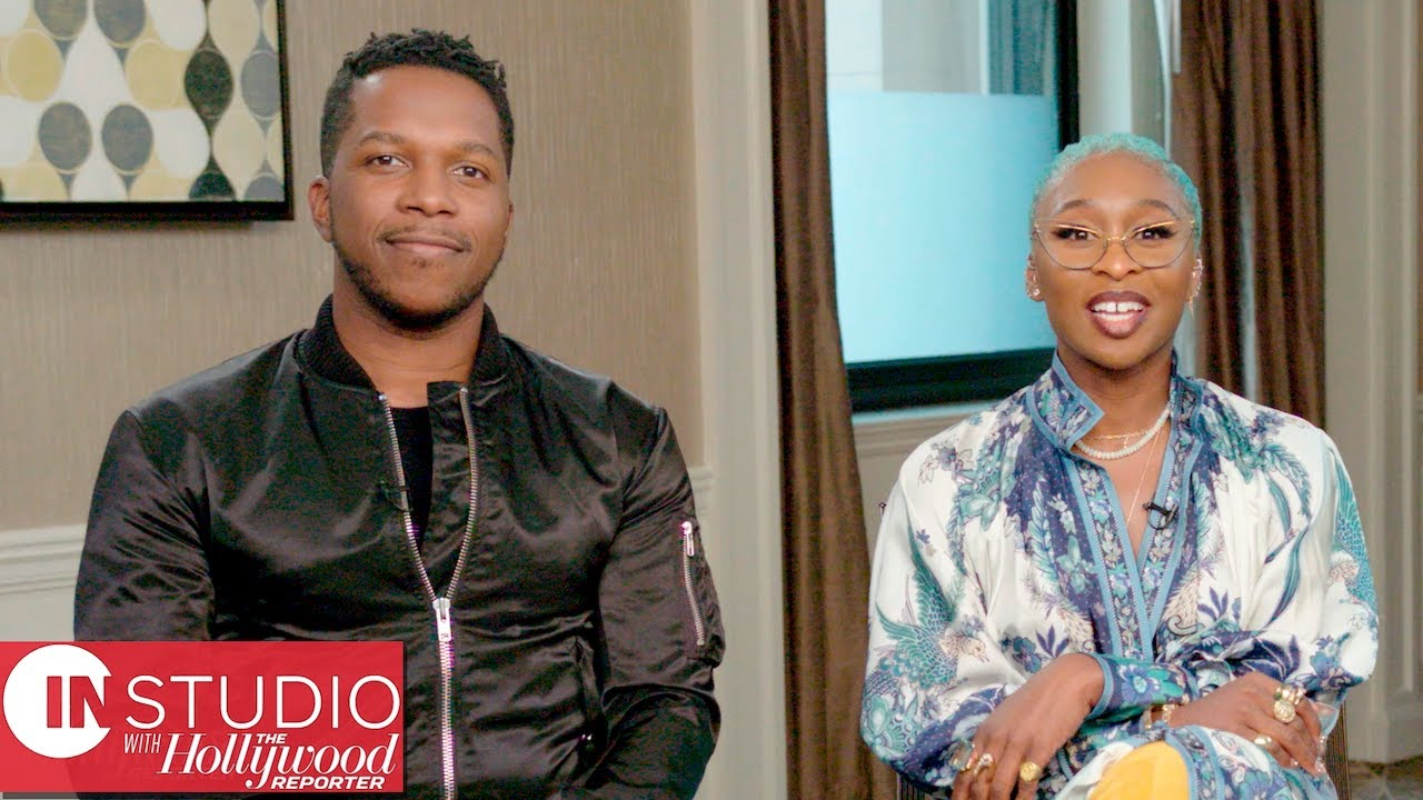 Cynthia Erivo, Leslie Odom Jr. On 'Harriet' & Why Film Will Lead To More Stories   In Studio