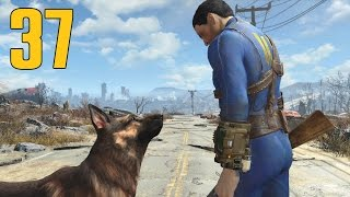 Fallout 4 - Part 37 - Unlikely Valentine and Vault 114