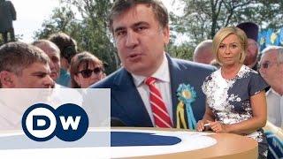 100 дней Саакашвили: чего добился в Одессе новый губернатор - DW Новости (07.09.2015)