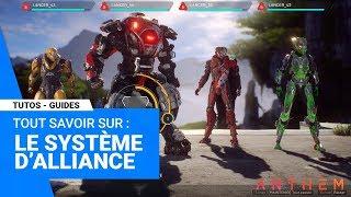 Tout savoir sur le système d'alliance d'Anthem - Anthem France
