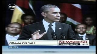 US President Barrack Obama to set up a leadership forum in Kenya