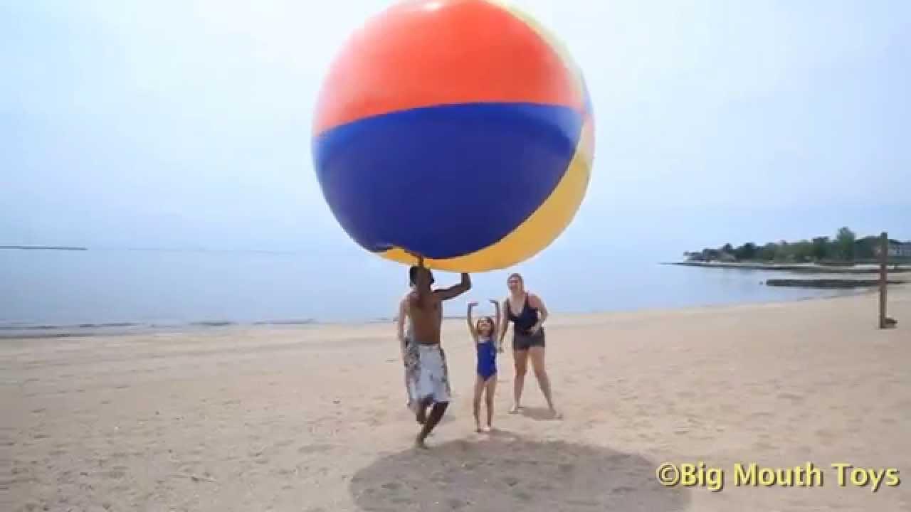 Mouth Toys Giant Beach Ball