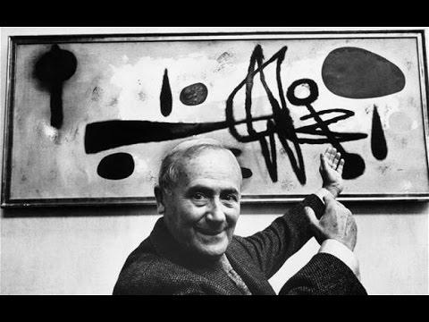 Joan Miró : Entretien avec Georges Charbonnier [1950-1953] - YouTube