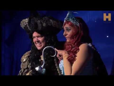 Peter Pan panto launch at Birmingham Hippodrome