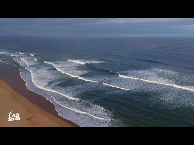 Cap Sud Ouest, côte landaise, les secrets d'un littoral