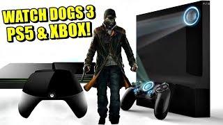 CONFIRMADO WATCH DOGS 3 + PS5 E NOVO XBOX