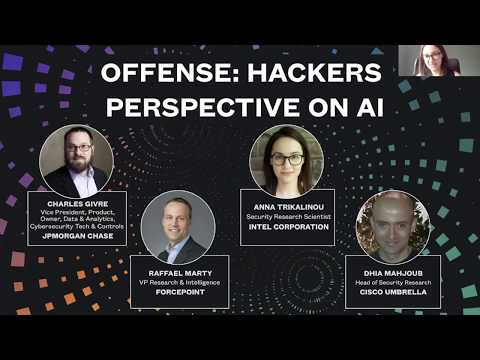 Offense: Hackers Perspective on AI