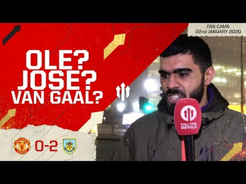 """THE GLAZER EFFECT!"" Man Utd 0-2 Burnley - Adam Mckola Match Review - 동영상"