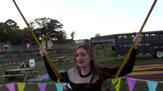 Birthday Party Jumping - Natalie Thumbnail