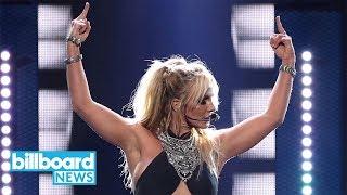 Britney Spears Announces 2019 'domination' Residency In Las Vegas | Billboard News