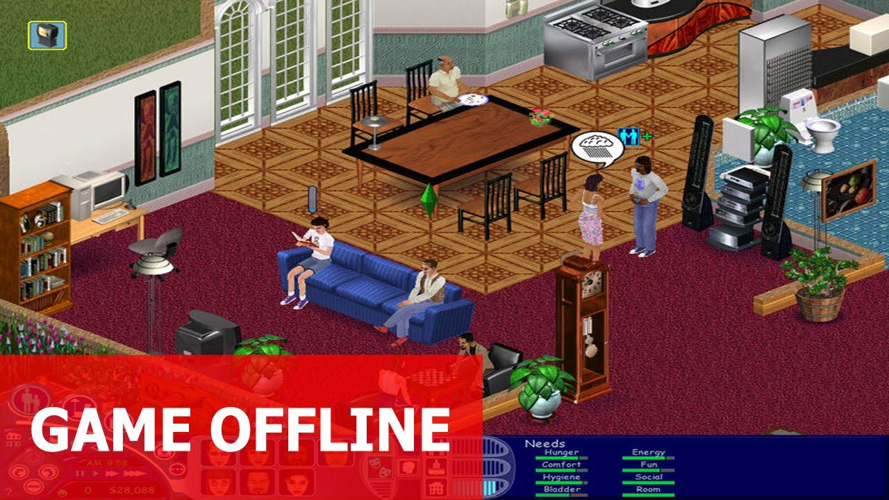 Ta I Game Offline The Sim Game C U Hi Nh Nhe Free