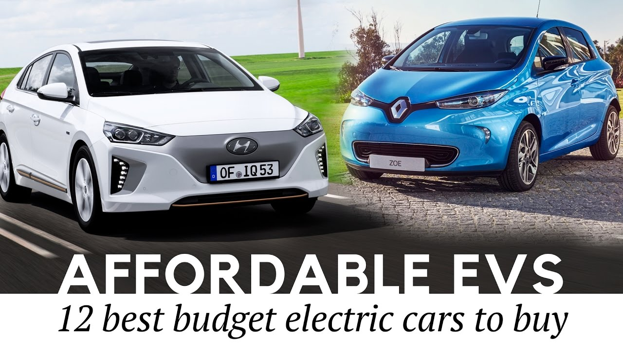 12 Cheapest Electric Cars on Sale in 2017 (Review of Prices and ...