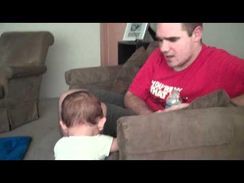 Logan And Daddy Talkin