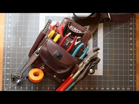 Tool Time Tuesday - My Grab & Go Tool Pouch