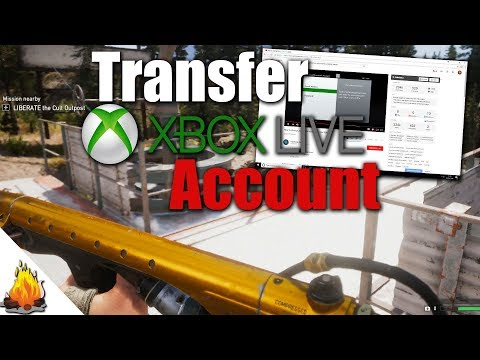 Can't Transfer your entire Xbox Live account to another Email/Microsoft account (Needs To Be Fixed)
