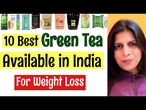 10 Best Green Teas Brand Available In India | Top Organic, High On Antioxidants | For Weight Loss