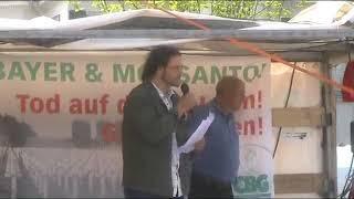 Stopp Bayer & Monsanto! -Für eine soziale Massenbewegung gegen den agro-industriellen-Komplex! attac