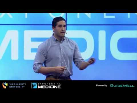 Future of Psychiatry — by Arshya Vahabzadeh, MD — at Singularity University's Exponential Medicine
