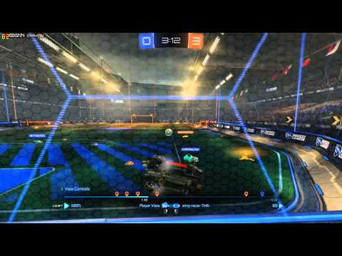 how to make a clan in rocket league