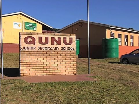 Qunu Junior High Sends Well Wishes To Madiba YouTube