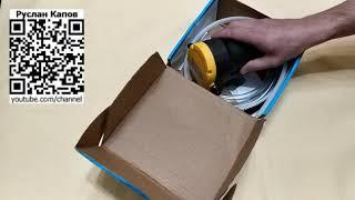 Мотор насос для перекачивания масла и других плотных жидкостей. Для замены масла. Посылка из китая.