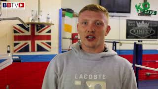 DALE COYNE ON INSPIRATIONAL GYM MATE TERRY FLANAGAN AND CHOOSING BOXING OVER THE BUILDING SITE