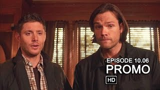 Supernatural 10x06 Promo - Ask Jeeves [HD]