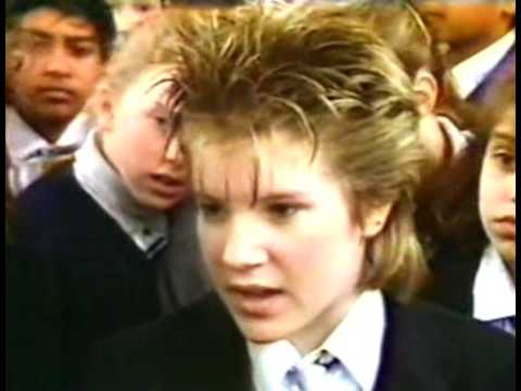 Grange Hill Series 9 Episode 1