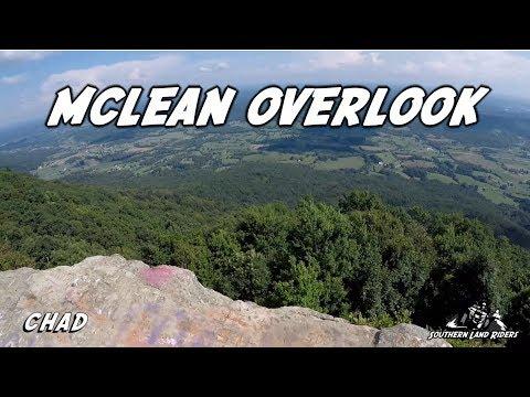Tackett Creek 7/2018 Day 2 Part 4 (McLean Overlook)