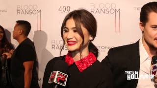 Coverage of Blood Ransom Premiere featuring Anne Curtis, Alexander Dreymon