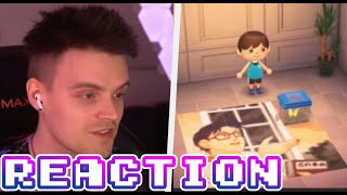Vik REAGIERT auf Funny Moments in Animal Crossing| iBlali Stream-Highlights