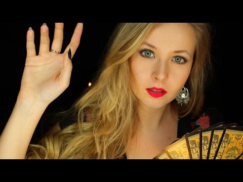 АСМР-гадалка: ♥ ♢ проверим и почистим ауру и погадаем на картах ТАРО♤ ♧ Ролевая игра