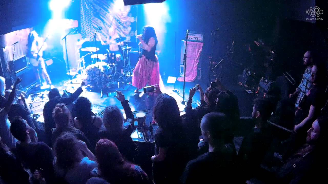 Cosmic Roundup 2016 Pt22: Chantal Brown from Vodun | Echoes And Dust