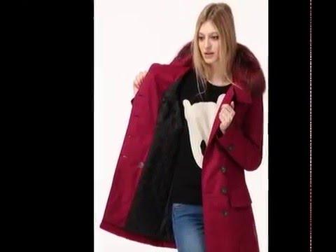 Женское пальто Зима 2014 2015 интернет магазин пальто www .