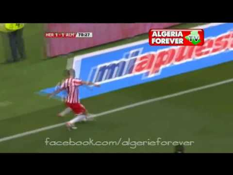 But de Sofiane Feghouli contre Hercules (06.03.2011)