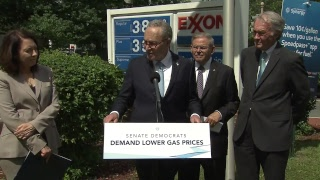Senate Dems Call on Pres. Trump to Take Action to Lower Gas Prices