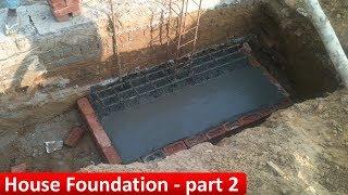 Preparation of building foundation - part 2