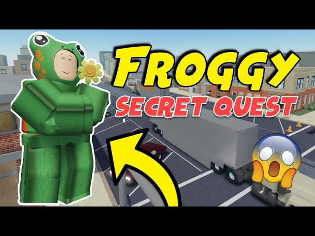 How To Get Secret Froggy Skin In Roblox Arsenal Quest Youtube