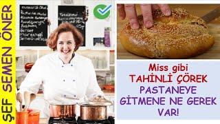 Tahinli Çörek Tarifi - Semen Öner - Yemek Tarifleri