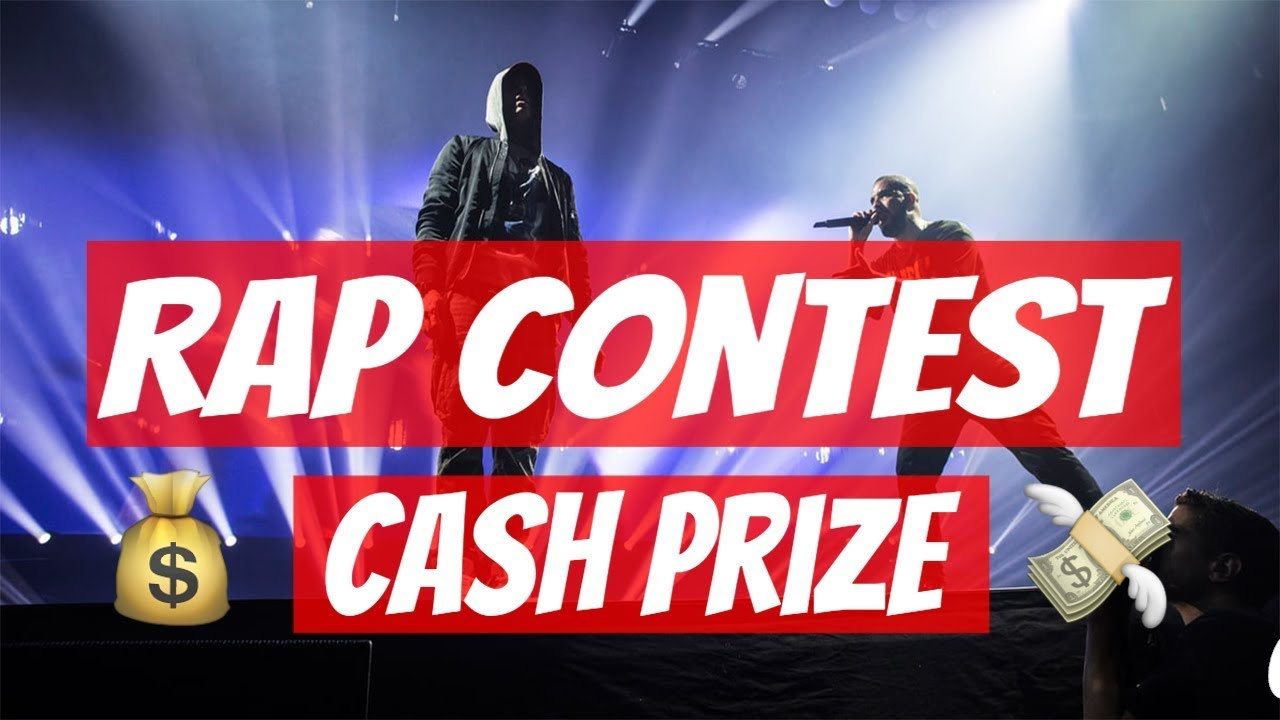 [Ended] Rap Contest - $50 Cash Prize and 2 Free Beats