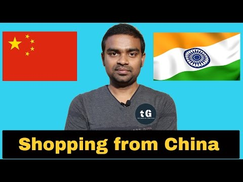 China Online Shopping - How to Buy Products from Chinese Websites !!!