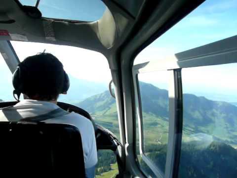 Swiss Helicopter Club Event 09 Steingletschr Überf...