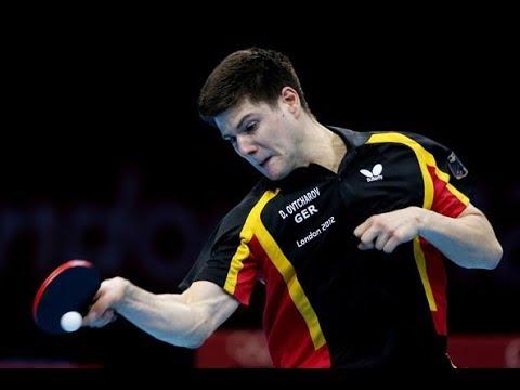 Dimitrij Ovtcharov - German table tennis player - YouTube