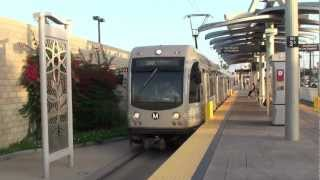 Dodger Stadium  Express - Metro East Side Gold Line - East Los Angeles  to Union Station