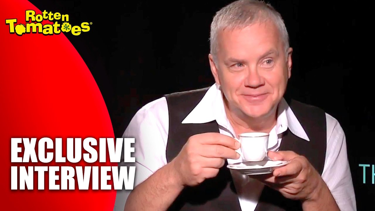 Tim Robbins - Exclusive 'Thanks for Sharing' Interview ...