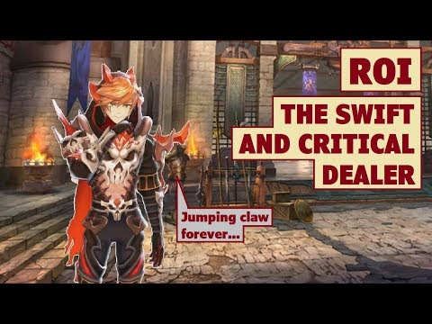 King's Raid - Roi the Swift and Critical Dealer Review