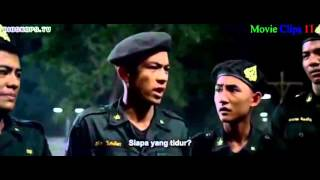 Movie Trailer - Clips Keep Running Zombie Soldier 2015